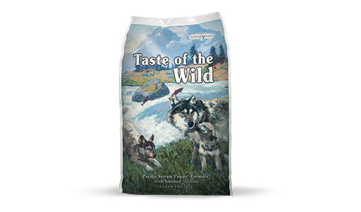 Taste of the Wild Pacific Stream Cachorros 2,3 kg