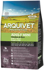 Arquivet Adult Mini Pollo y Arroz 3 kg