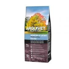 Arquivet Senior & Light Pollo y Arroz 15 kg