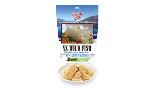 Sunday NZ Wild Fish 50 gr