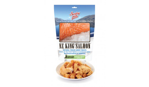 Sunday NZ King Salmon 50 gr